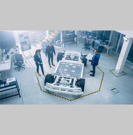 電動車両における主要技術に関する国内外特許の企業ランキング